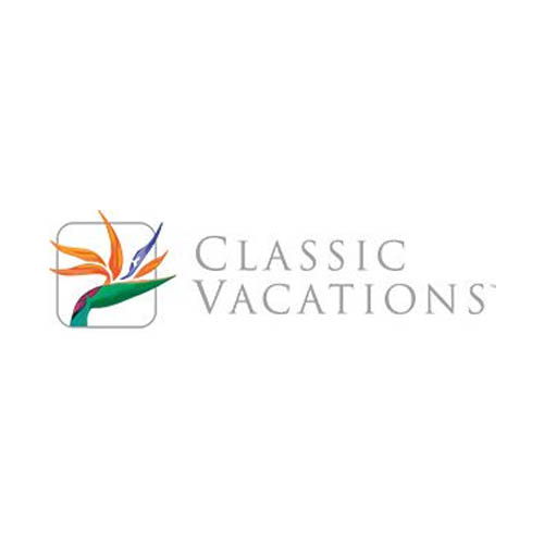 Classic Vacations Partner Microsite